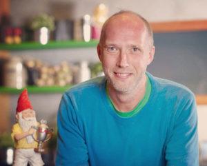Hendrik Dacquin, UX en co-founder van Small Town Heroes (onder meer bekend van de Ketnet app) is spreker op Let's Talk Generations, een initiatief van Howest Communicatiemanagement