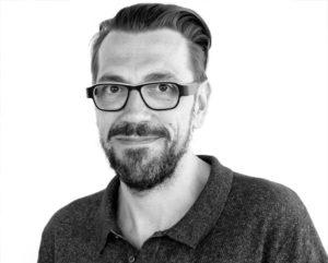 Joeri Van den Bergh co-founder InSites Consulting spreker op let's talk generations een initiatief van howest communicatiemanagement