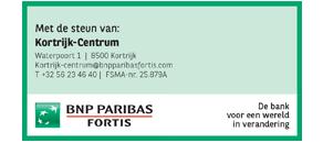 BNP Paribas Fortis Kortrijk Centrum
