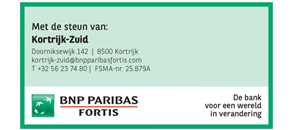 BNP Paribas Fortis Kortrijk Zuid