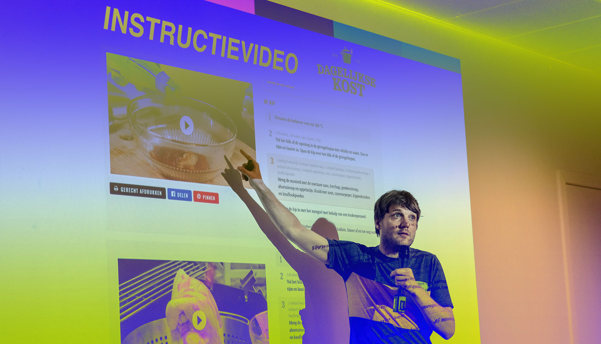 let's talk video hotel hungaria howest communicatiemanagement