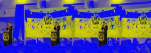 header afbeelding jan dauwe, opleidingscoördinator van de bachelor opleiding communicatiemanagement aan howest opent let's talk influencers een event voor communicatie professionals in the square kortrijk
