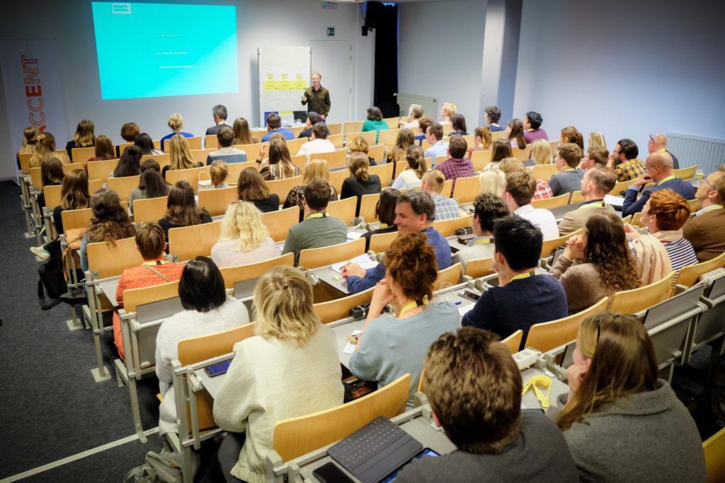 Dries Bultynck van Wijs op Let's Talk Content