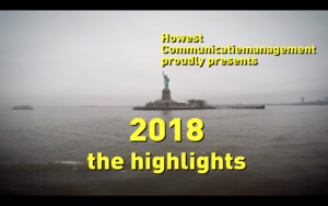 highlights of 2018 cover image by howest communicatiemanagement