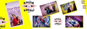 Howest Communicatiemanagement studenten op Smile Safari in Brussel