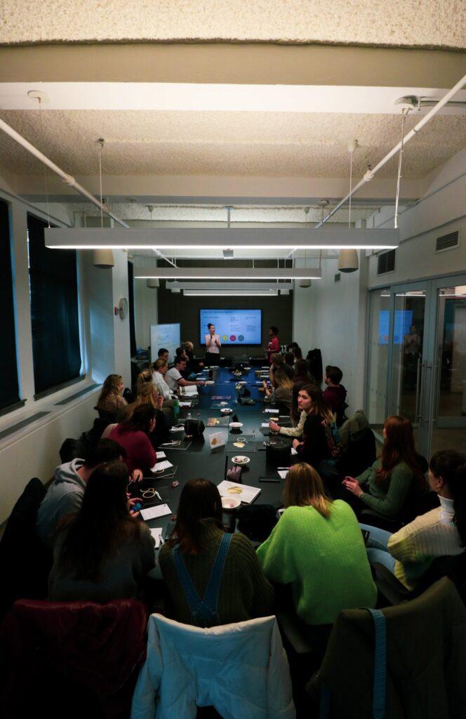 howest communicatiemanagement in new york 2020