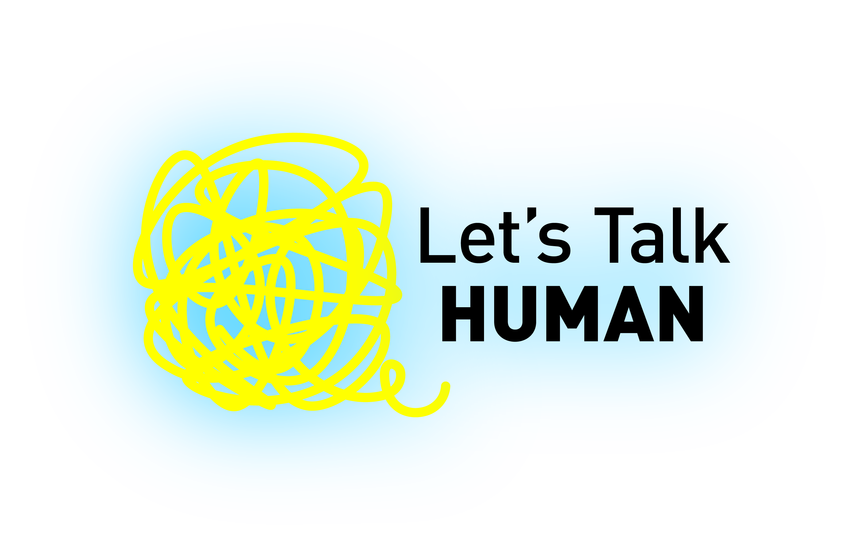 logo van let's talk human een event georganiseerd door de opleiding communicatiemanagement aan howest