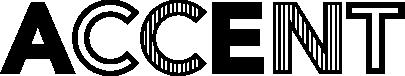 Logo van accent